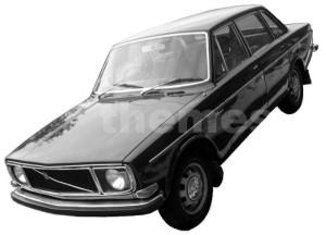 Volvo144, Bildbearbeitung, Freisteller, Website, 7Themes.de